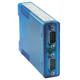 W&T Optischer Isolator RS422/RS485 - 1 KV, 0 - 250.000 Baud