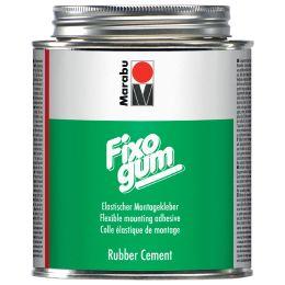 Marabu Montagekleber Fixogum Rubber Cement, 500 g Dose