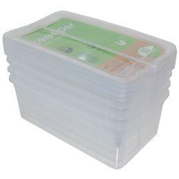 keeeper Aufbewahrungsboxen-Set bea, 3x 18 Liter, PP