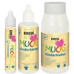KREUL Kinderkleber MUCKI, 80 ml Flasche