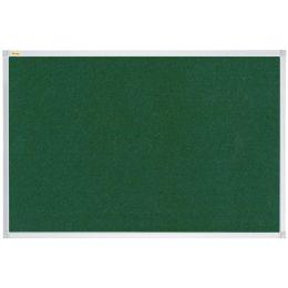 FRANKEN Textiltafel X-tra!Line, 900 x 600 mm, grau