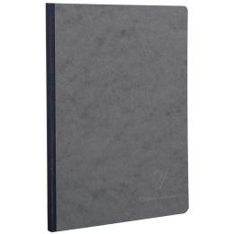 Clairefontaine Notizbuch AGE BAG, DIN A5, blanko, grau