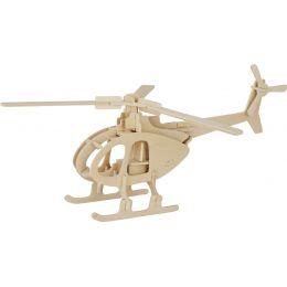 mara by Marabu 3D Puzzle Hubschrauber