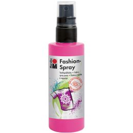 Marabu Textilsprühfarbe Fashion-Spray, himbeere, 100 ml