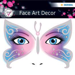 HERMA Face Art Sticker Gesichter Butterfly