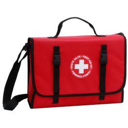 LEINA Erste-Hilfe-Notfalltasche groß, Inhalt DIN 13169