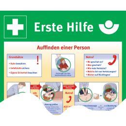 LEINA Hinweisschild Erste Hilfe Info