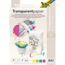 folia Transparentpapier CANDY, DIN A4, 115 g/qm