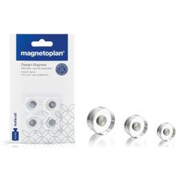 magnetoplan Neodym-Magnete Design, Durchmesser: 25 mm