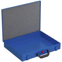 allit Metall-Kleinteilekoffer EuroPlus Pro M 44H-1, blau