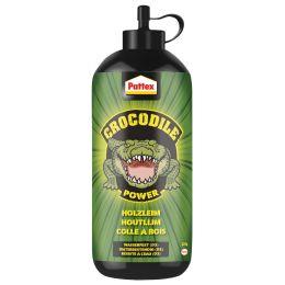Pattex Crocodile Power Holzleim, 225 g Flasche