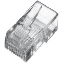 DIGITUS Modular-Stecker RJ45, Kat.5e, geschirmt