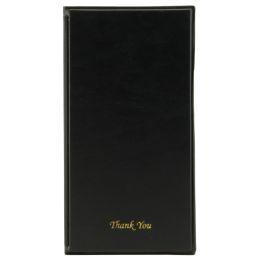 Securit Rechnungsmappe BASIC, schwarz