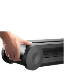 magnetoplan Leinwand mobil de Luxe, (B)1.600 x (H)1.200