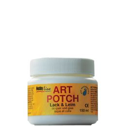 KREUL Servietten-Lack & Leim ART POTCH, matt, 250 ml