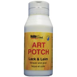 KREUL Servietten-Lack & Leim ART POTCH, matt, 750 ml