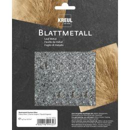 KREUL Blattmetall-Flocken Home Design ART DECO, silber