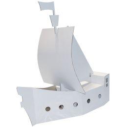 KREUL Piratenschiff JOYPAC, aus Wellpappe