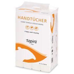 Tapira Handtuchpapier Plus, 240 x 230 mm, V-Falz, weiá