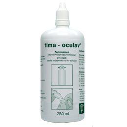 LEINA Augenspüllösung bei Verätzungen, 250 ml