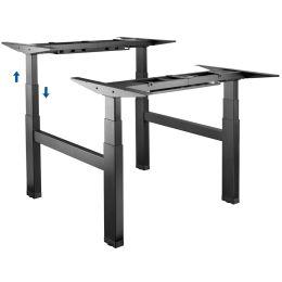 LogiLink Schreibtischgestell, elektrisch, Face-to-Face
