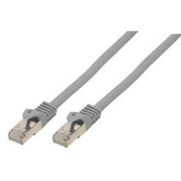 shiverpeaks BASIC-S U/FTP Flach-Patchkabel, Kat. 6A, 0,25 m