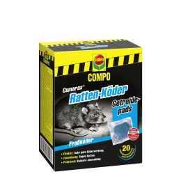 COMPO CUMARAX Ratten-Köder, 400 g
