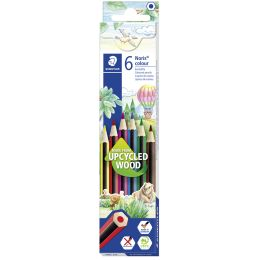 STAEDTLER Buntstift Noris colour, 6er Kartonetui