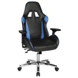 Topstar Chefsessel Speed Chair 2, schwarz/blau