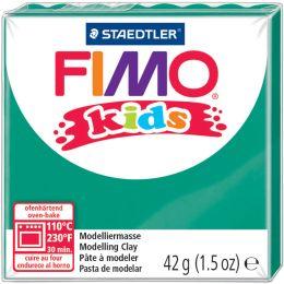 FIMO kids Modelliermasse, ofenhärtend, grün, 42 g