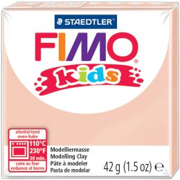 FIMO kids Modelliermasse, ofenhärtend, hautfarben, 42 g