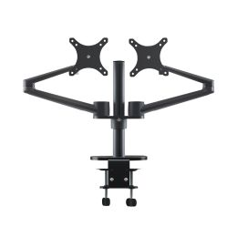 ALBA TFT/LCD-Monitorarm MHARMFD N, 2-fach, schwarz