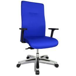 Topstar Schwerlast-Bürodrehstuhl Big Star 20, blau