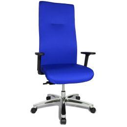 Topstar Schwerlast-Bürodrehstuhl Big Star 30, blau