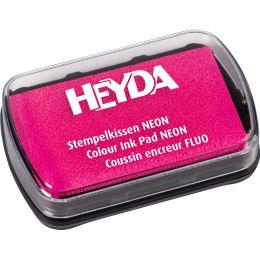 HEYDA Stempelkissen Neon, neonpink
