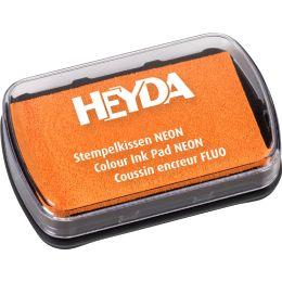 HEYDA Stempelkissen Neon, neonorange