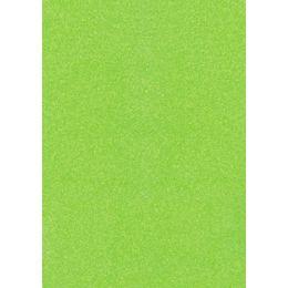 HEYDA Glitterkarton Neon, DIN A4, 200 g/qm, grün