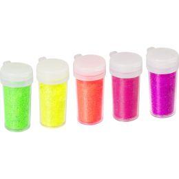 KNORR prandell Glitter-Mix / Glitterpulver Neon
