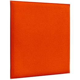 silentec colorPAD Deckenpaneel Flat, 17 mm, orange