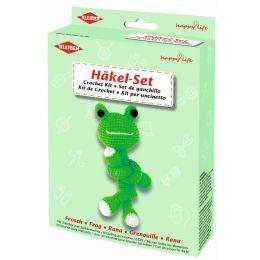 KLEIBER Häkel-Set Frosch