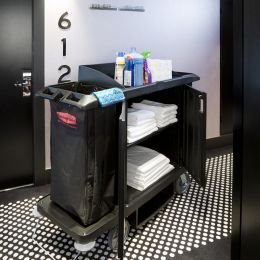 Rubbermaid Hotelwagen, groß