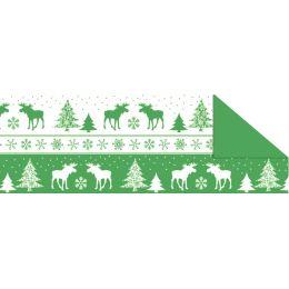 URSUS Fotokarton Jule grün, 300 g/qm