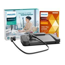 PHILIPS Digitales Wiedergabe-/Transkriptions-Set LFH7277