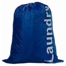 KLEIBER Wäschebeutel, blau