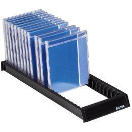 hama CD-Ständer CD Flipper, für 22 CDs, schwarz