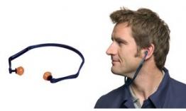 3M Austauschstöpsel für Bügel-Gehörschutz 1310, orange