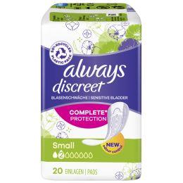 always Discreet Inkontinenz-Einlage Small 20