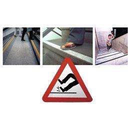3M Safety-Walk Universal, Maße: 25 mm x 18,30 m, schwarz