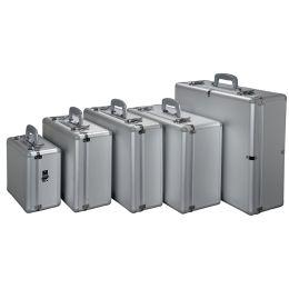 ALUMAXX Multifunktions-Koffer STRATOS IV, silber