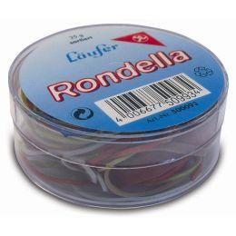 Läufer Gummiringe RONDELLA in Dose, sortiert, 25 g